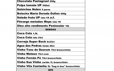 """""""PROMOÇÃO"""" válida de 18 a 30/05/2020"""